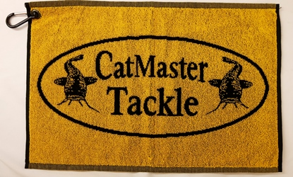 CatMaster Tackle Hand Towel